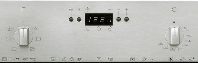 Cuptor incorporabil ieftin - Whirlpool New Premium AKP 237IX05-rev butoane