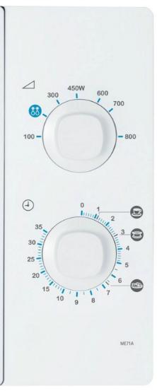 Cuptor cu microunde – Samsung ME71A-b